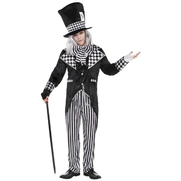 Totally Mad Hatter Costume